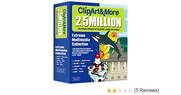 Amazon.com: Clipart & More 2.5 Million.