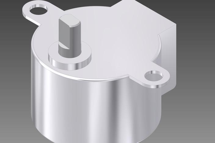 Searched 3d models for 28YBJ 48 DC 5V 4 phase 5 wire stepper motor.