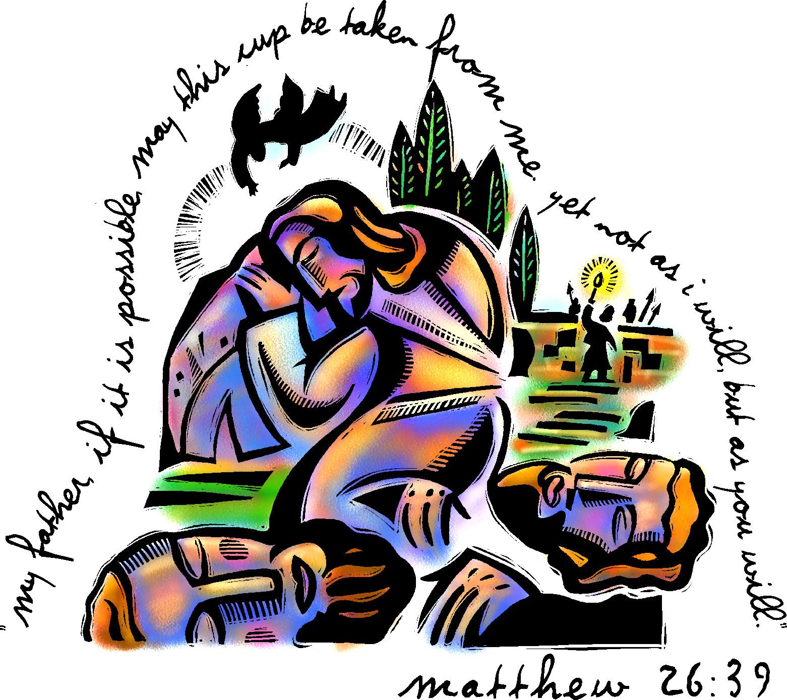 Revelation 4 8 Scripture Clipart.