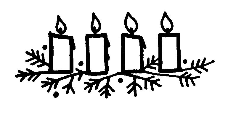 Advent Clipart.