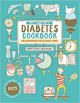 Type 1 and Type 2 Diabetes Cookbook: Low Carb Recipes for.