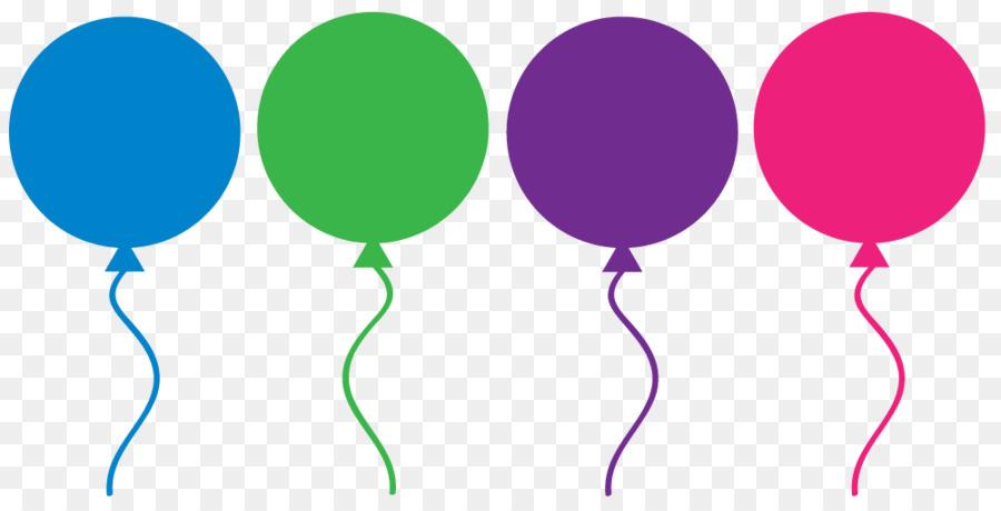 Balloon Party clipart.