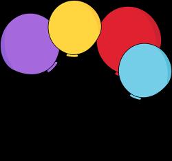 4 clipart balloon, Picture #2252717 4 clipart balloon.