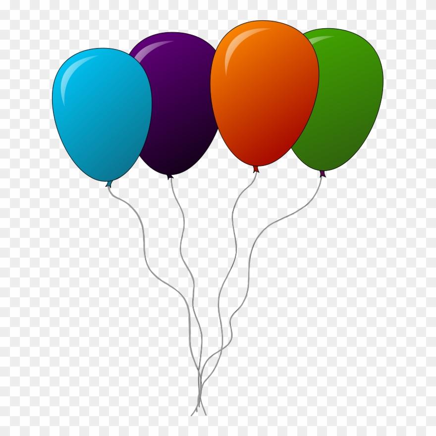Balloon Free To Use Clip Art.