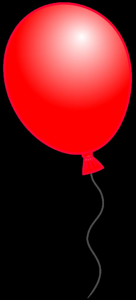 Balloon clip art 4.