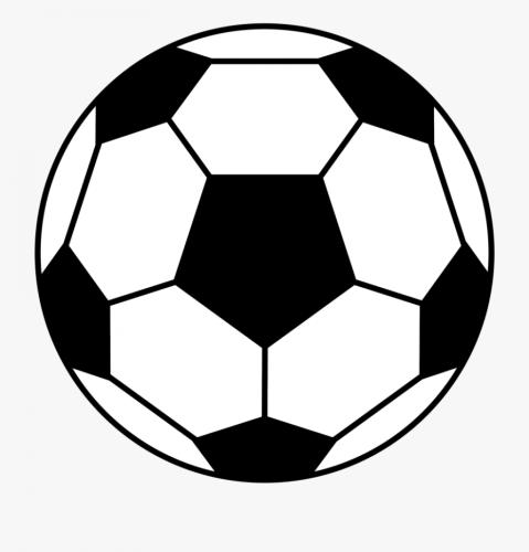 Soccer Ball Clipart Retro.