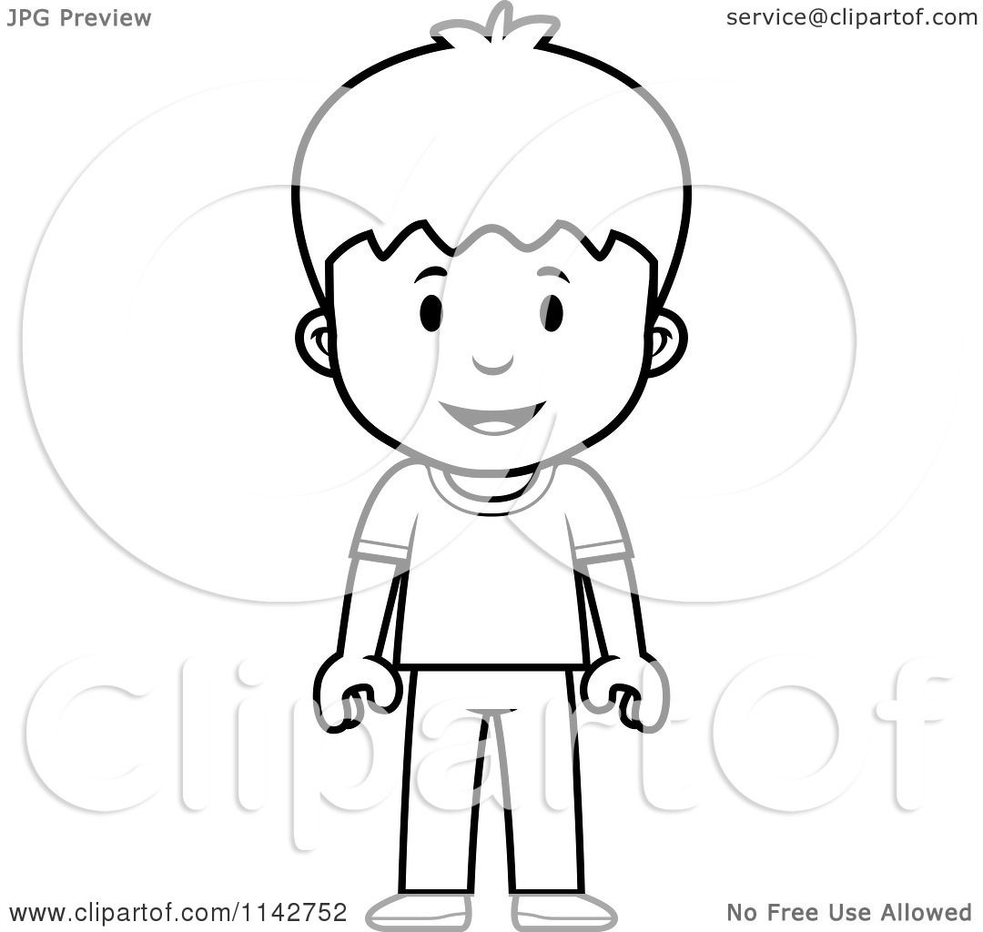 Boy Cartoon Coloring Pages at GetDrawings.com.