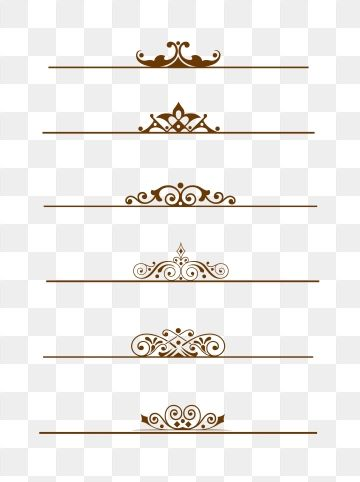 European Border Pattern Png, Vector, PSD, and Clipart With.