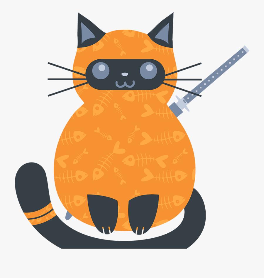 Fat Cat Ninja.