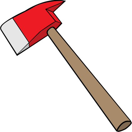 4 color axe clipart clipart images gallery for free download.
