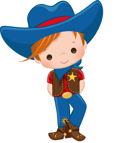 1122 Cowboys free clipart.