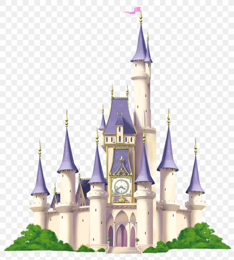 Magic Kingdom Sleeping Beauty Castle Cinderella Castle.