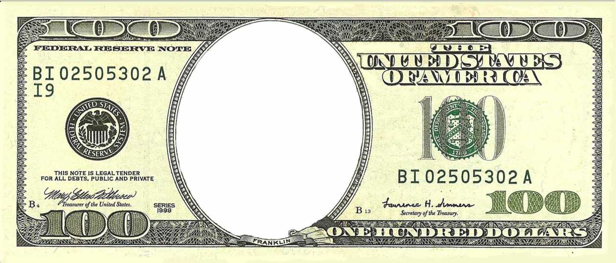 Dollar Bill Vector at GetDrawings.com.