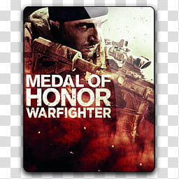 Zakafein Game Icon , Medal of Honor Warfighter, Medal of.