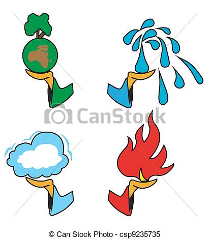 4 elements Clip Art and Stock Illustrations. 9,841 4 elements EPS.