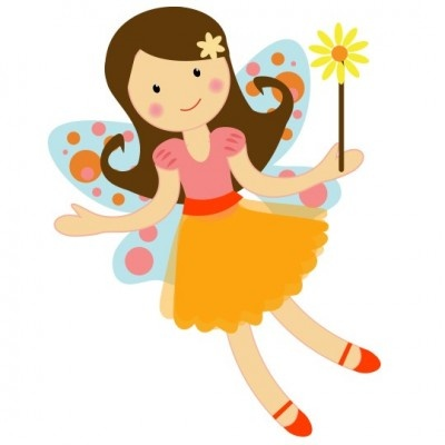Cute fairy clip art cartoon fairies clipart fairy gardens 2.