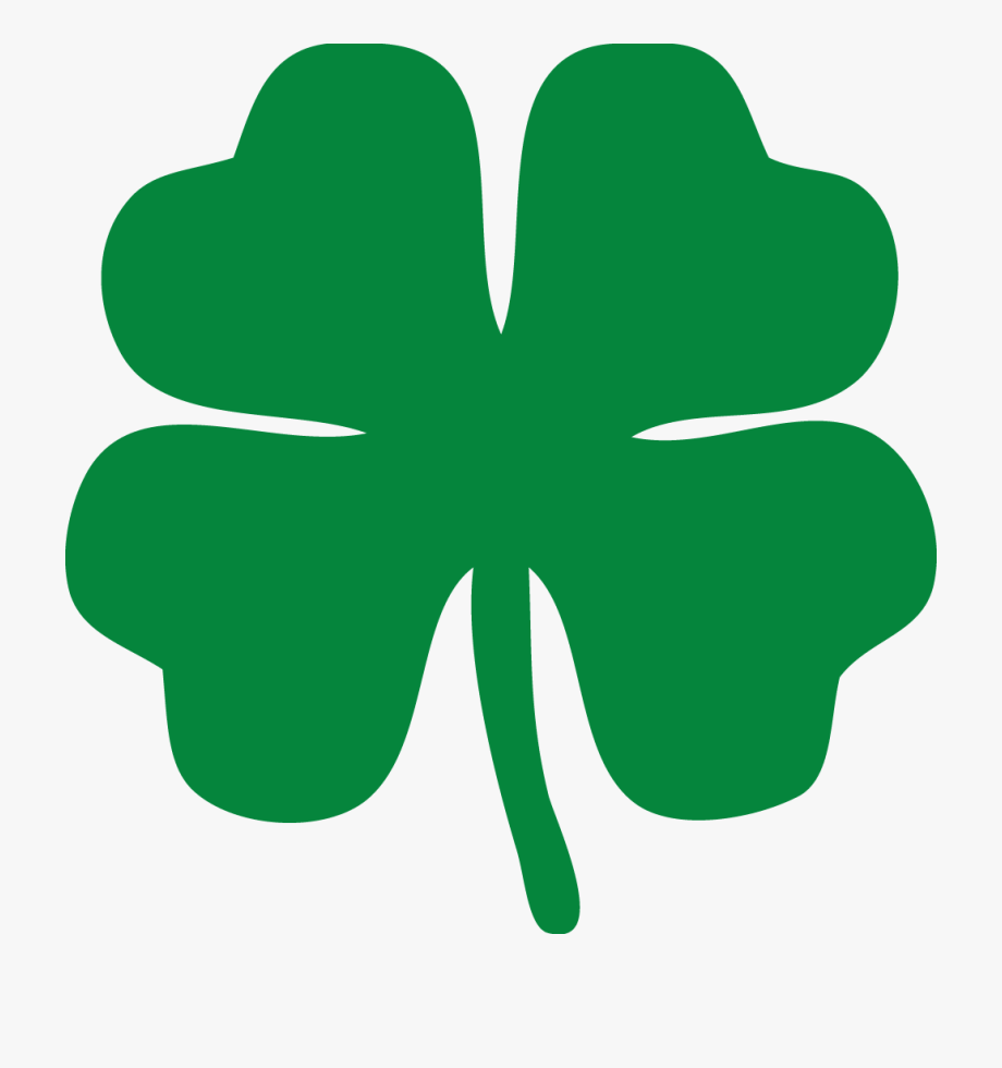 Picture 4 Leaf Clover.