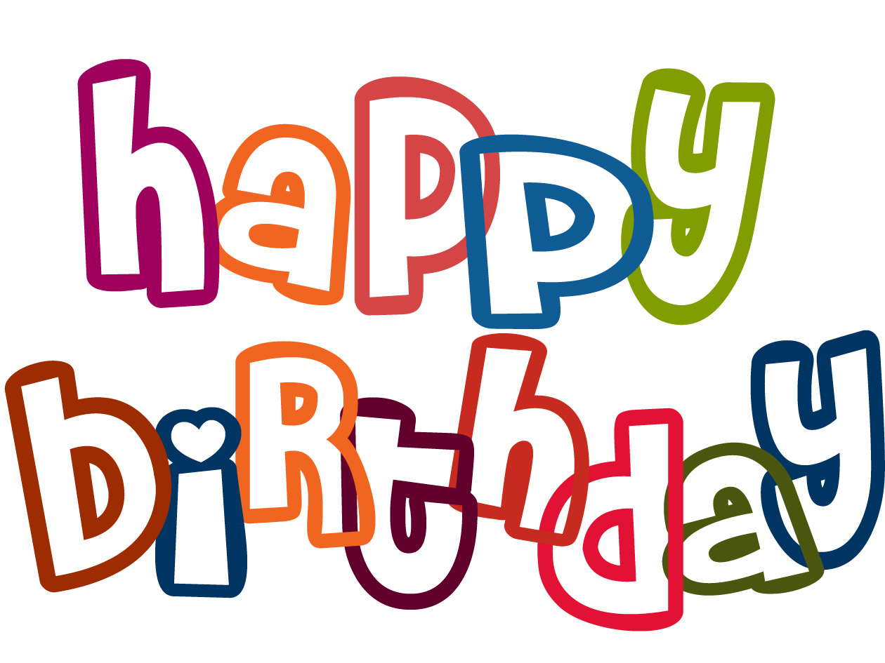Images For Happy Birthday Banner Clip Art.