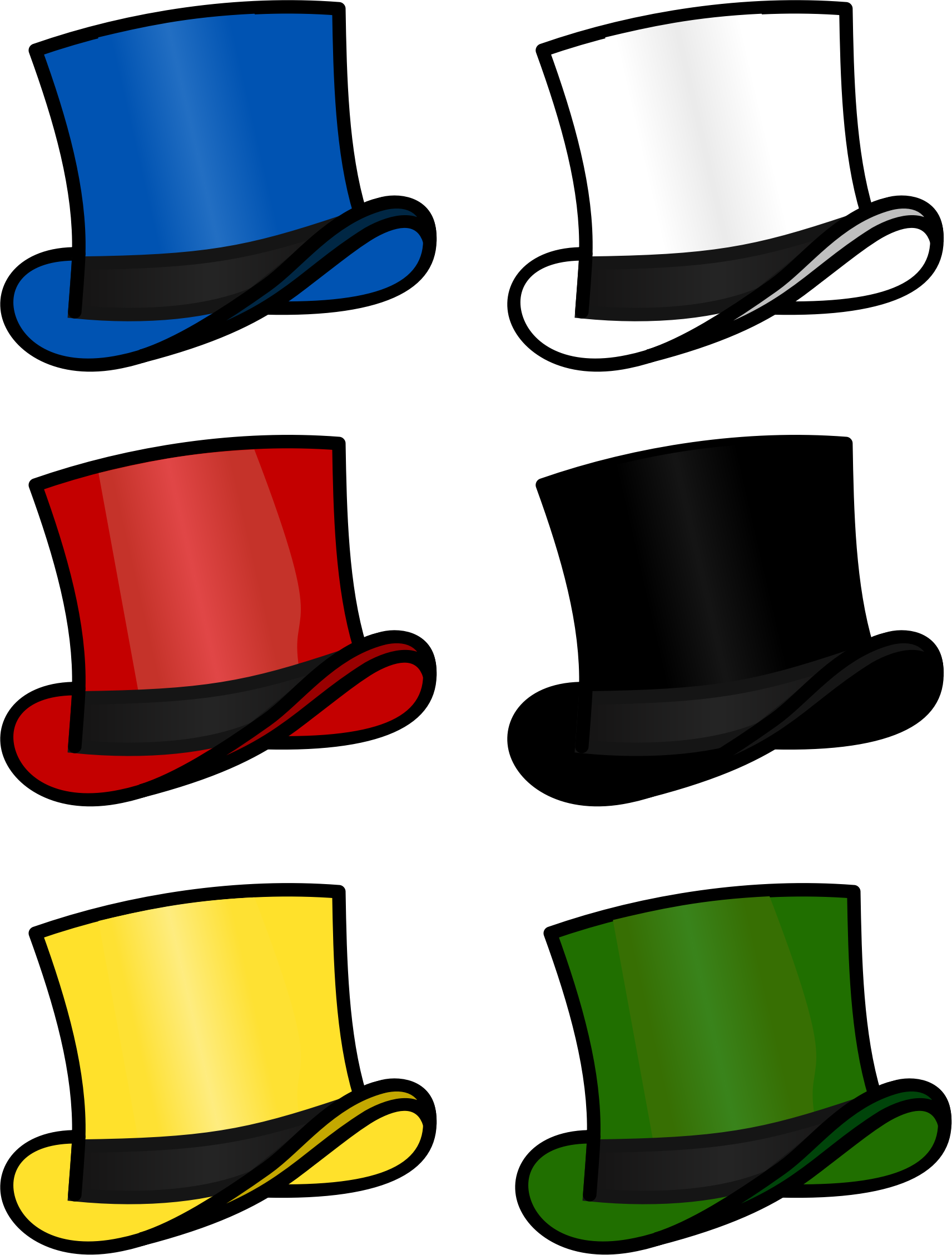 Hats clipart occupation, Hats occupation Transparent FREE.