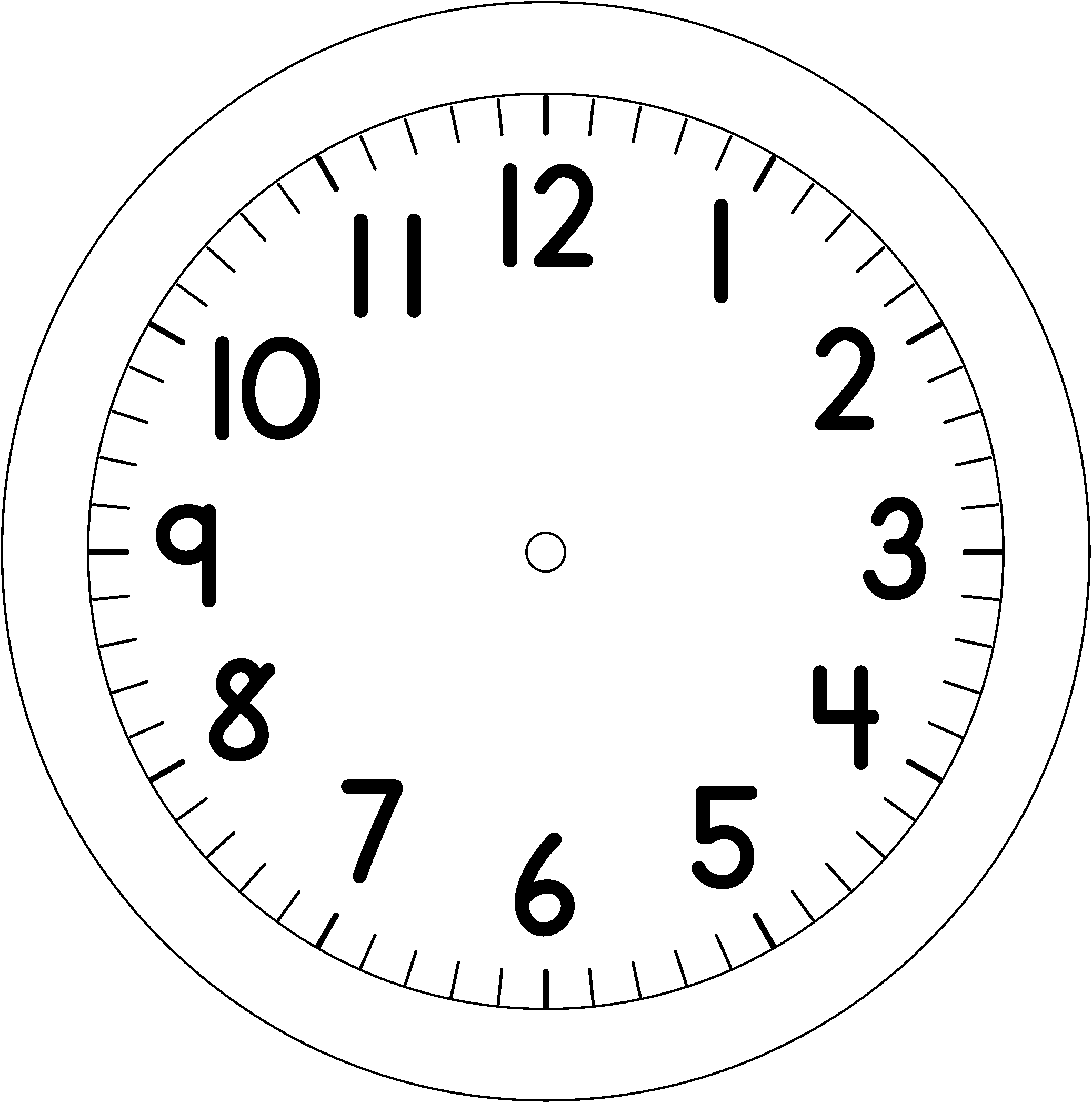 Clocks clipart half hour, Clocks half hour Transparent FREE.