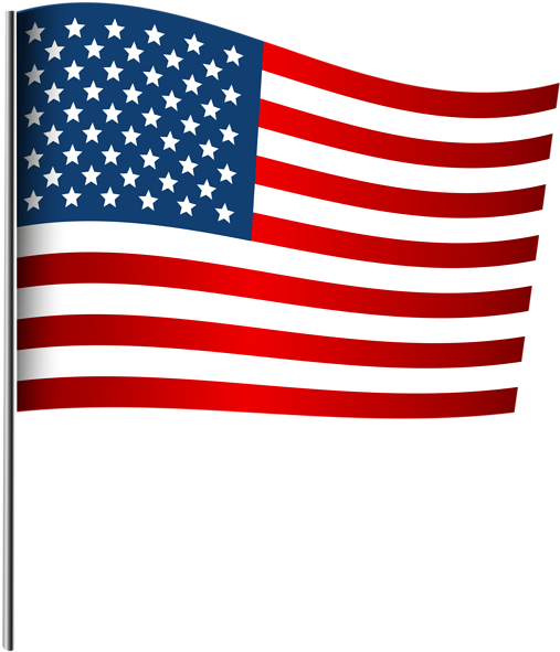Happy 4 Of July, Independence Day, Art Images, Flag.