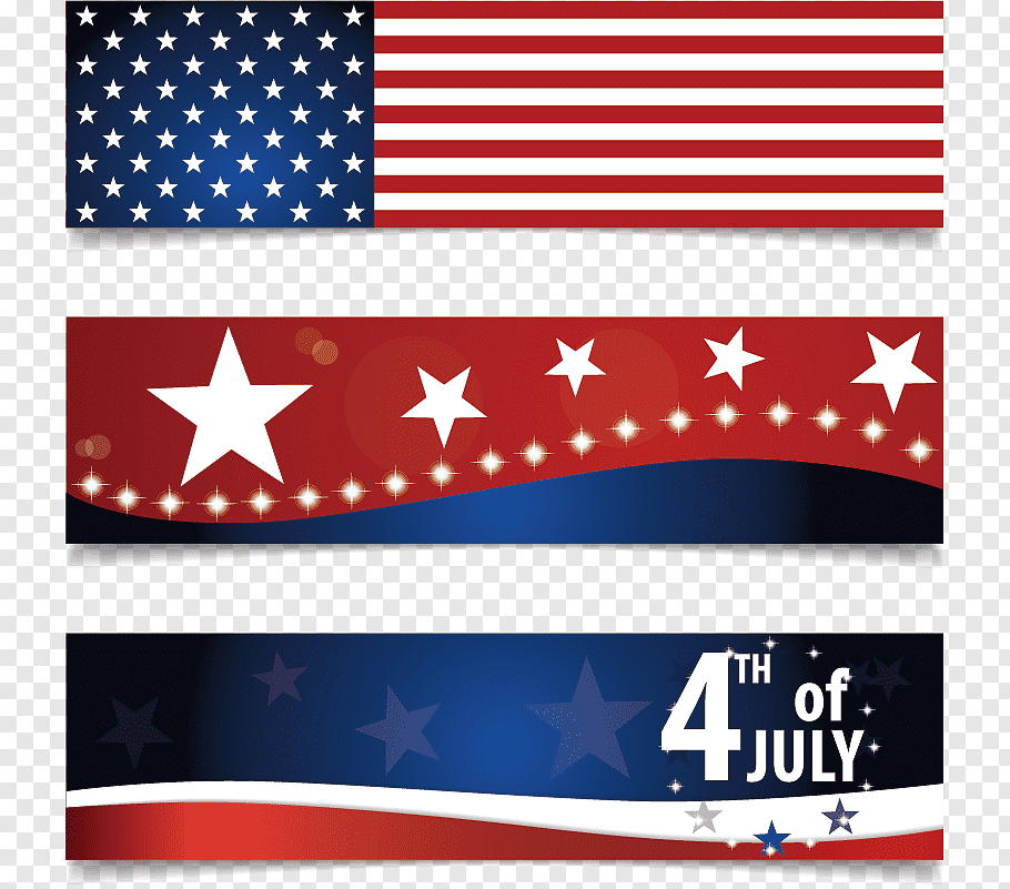 Veterans Day American Flag, 4th Of July Clipart.