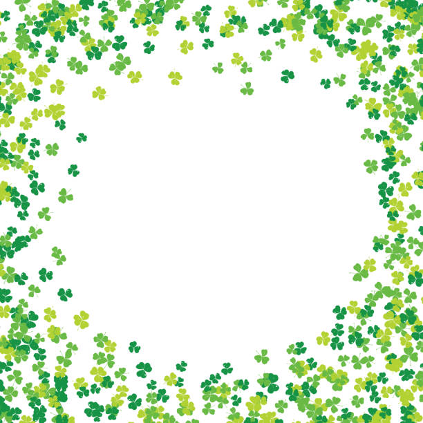 Download Free png Best Silhouette Of A Four Leaf Clover Leaf.