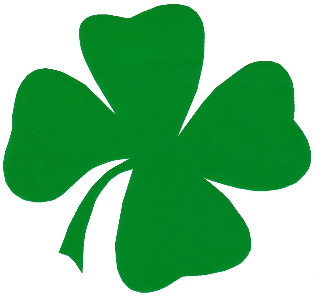 Free Four Leaf Clover, Download Free Clip Art, Free Clip Art.