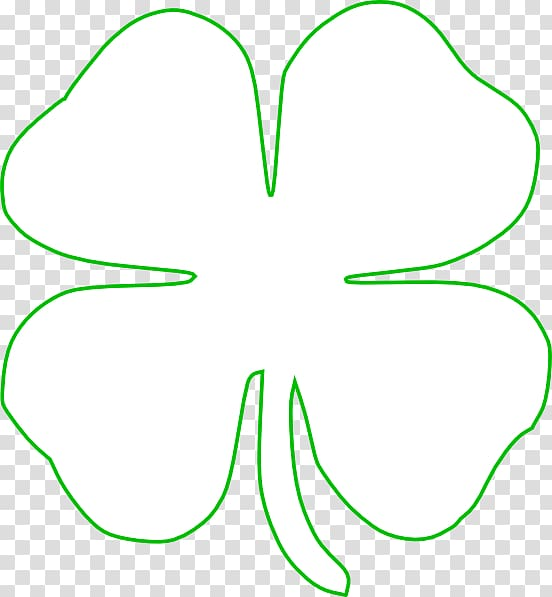 Ireland Shamrock Four.