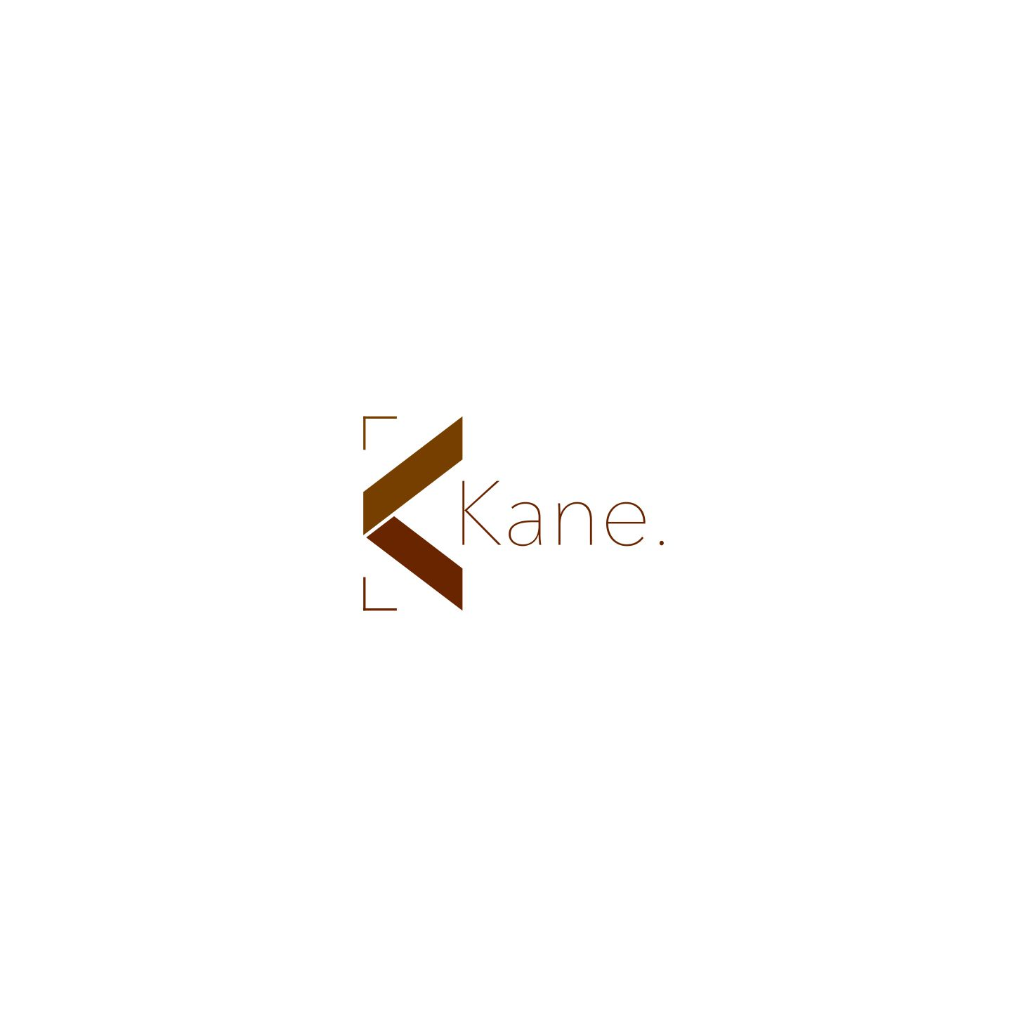 Bold, Modern, Health And Wellness Logo Design for Kane. Or.
