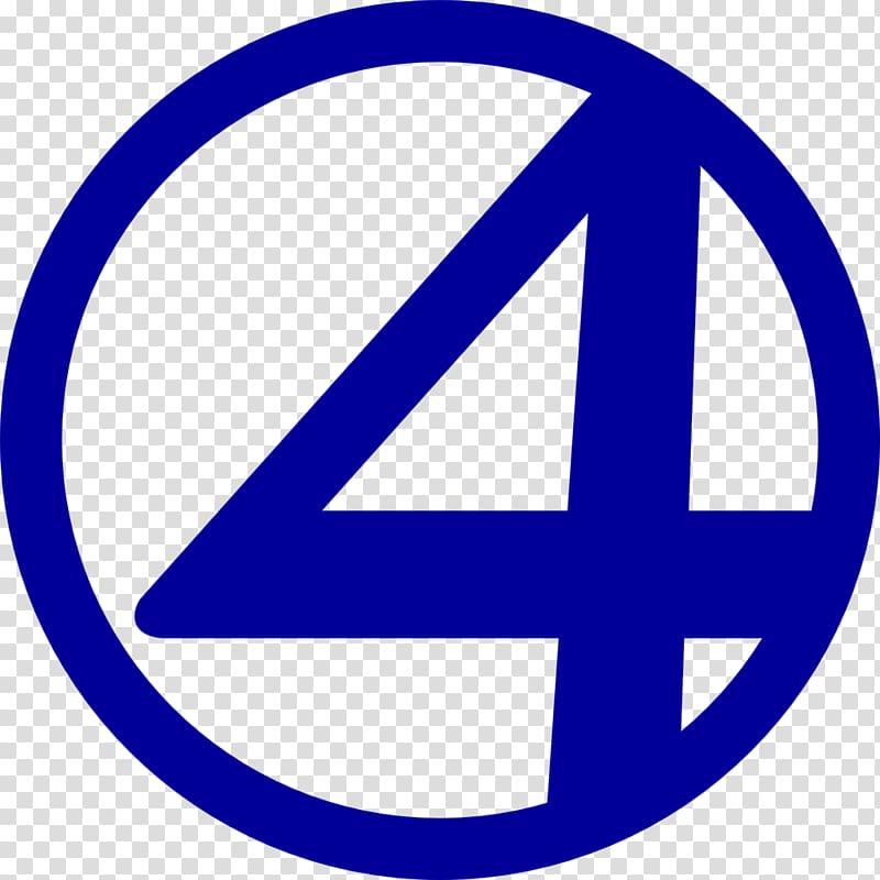 Logo Fantastic Four Marvel Comics Fan art, fantastic 4 logo.