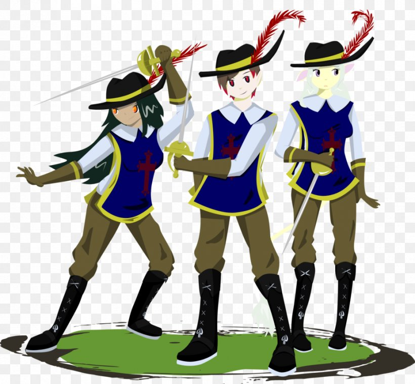 The Three Musketeers D\'Artagnan 3 Musketeers, PNG, 929x861px.
