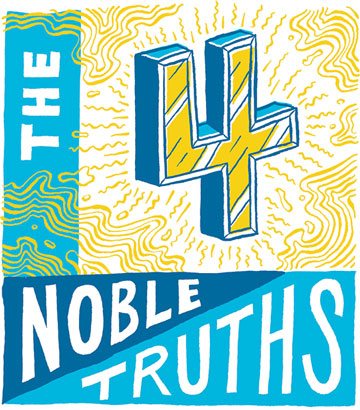 What Are the Four Noble Truths?.