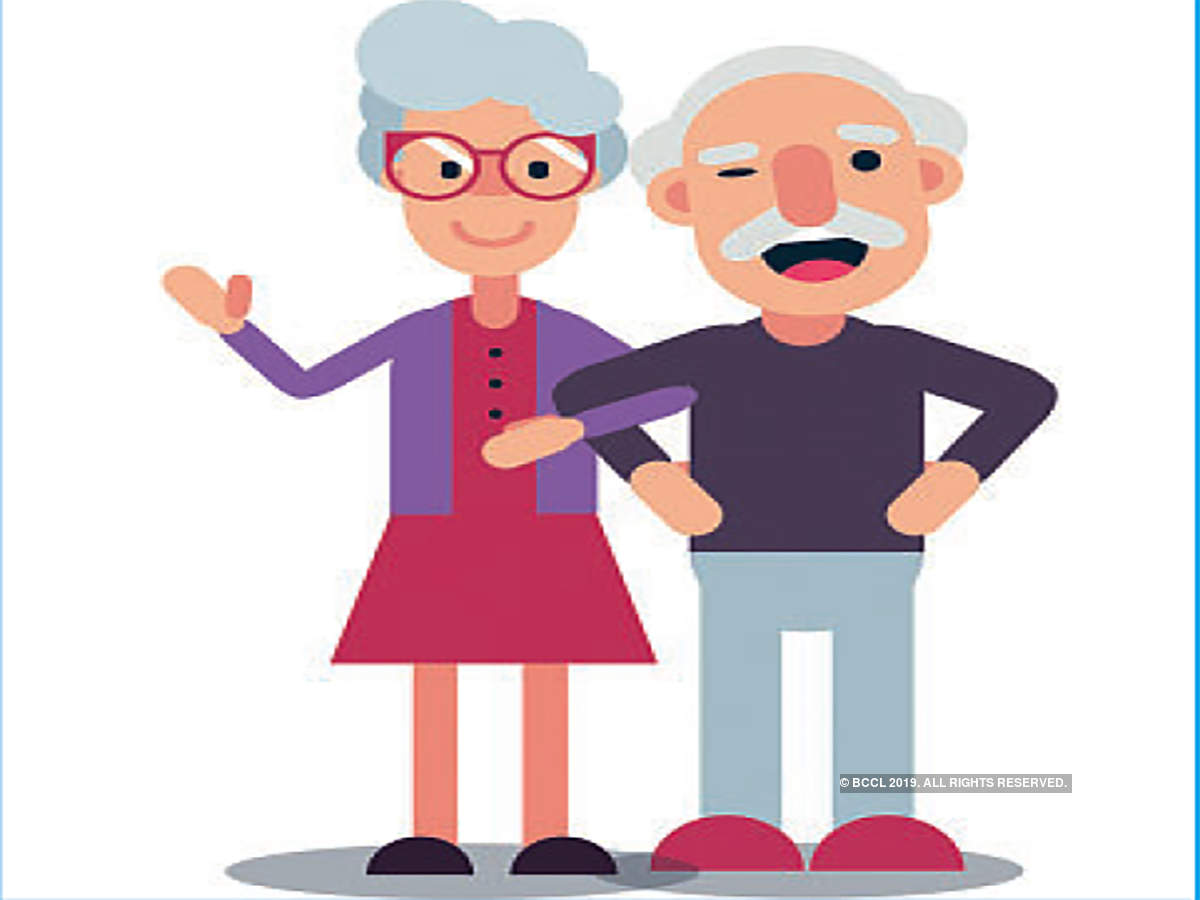 How a bunch of elderly people are gaining popularity among.