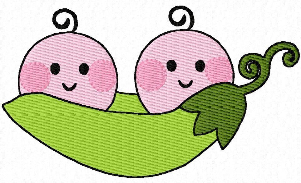 Free Pea Pod Picture, Download Free Clip Art, Free Clip Art.