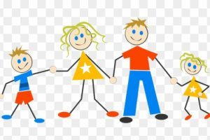 4 person family clipart 1 » Clipart Portal.