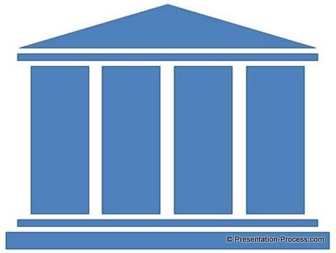 Create A Pillar Diagram in Minutes in PowerPoint.