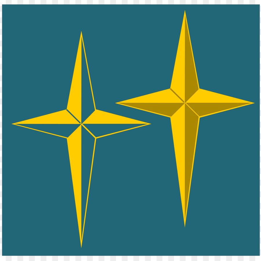 Yellow Star clipart.