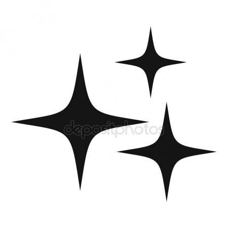 4 Star Icon #351571.