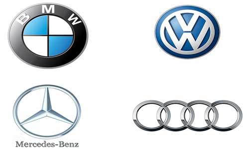 German Car Brands Names.