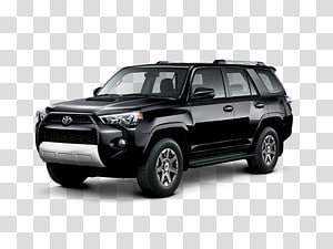 2017 Toyota 4runner Limited transparent background PNG.