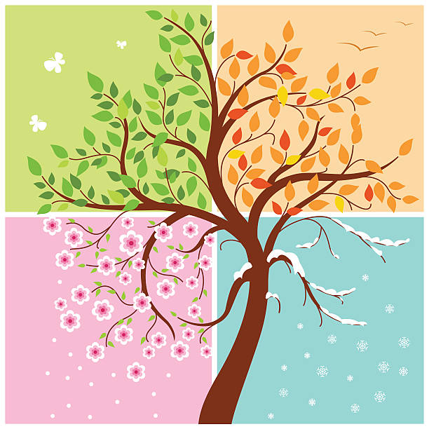 4 seasons clipart 6 » Clipart Station.