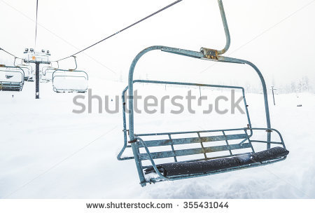 Chair Lift Stock Photos, Royalty.