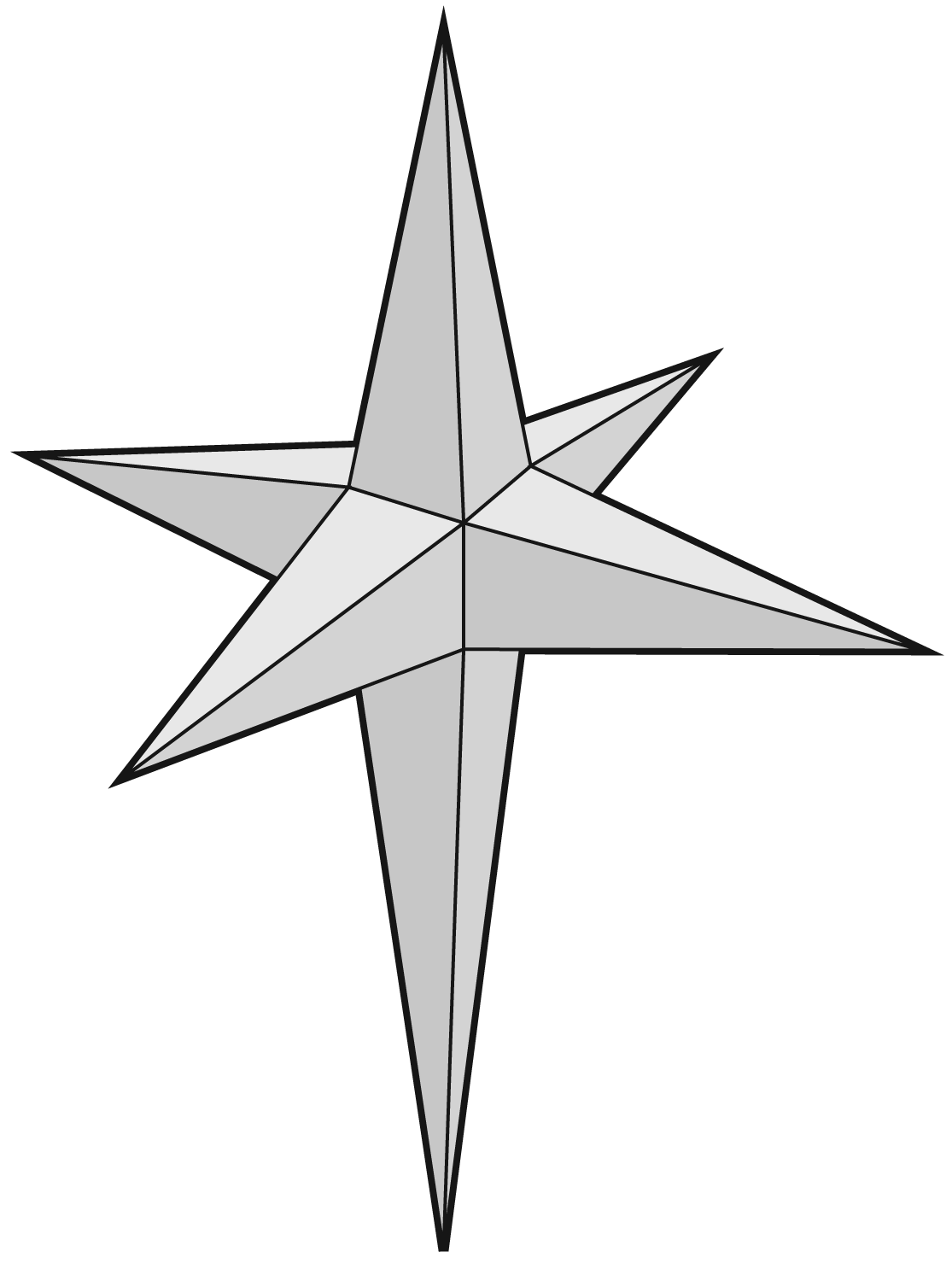 Sparkle clipart 4 point star, Picture #2066878 sparkle.