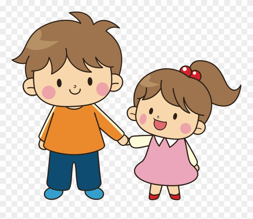 Brother Clip Art And Sister Clipart Png Download 24573 Unique.