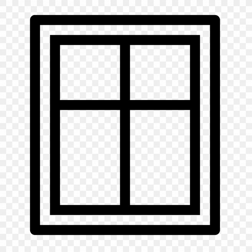 Window, PNG, 1600x1600px, Window, Area, Black And White.