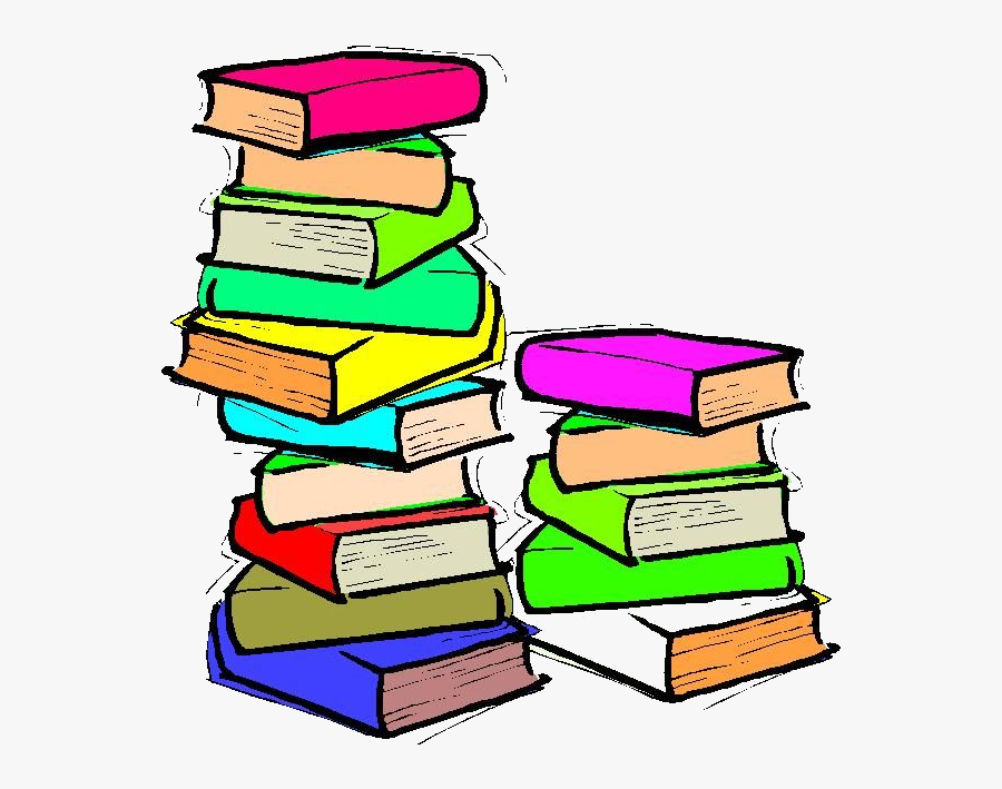 Book Collection Of Books Clipart Free Best On Transparent.