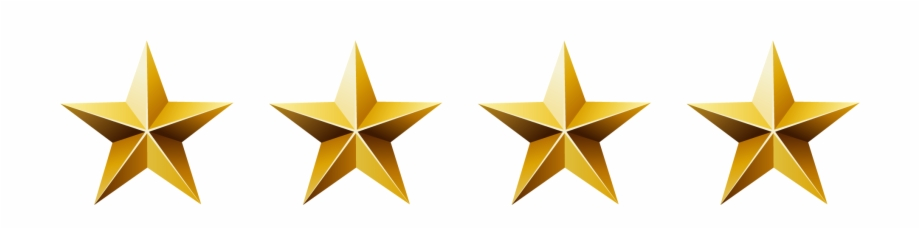 4 Stars Png 552596 Free PNG Images & Clipart Download #1146325.