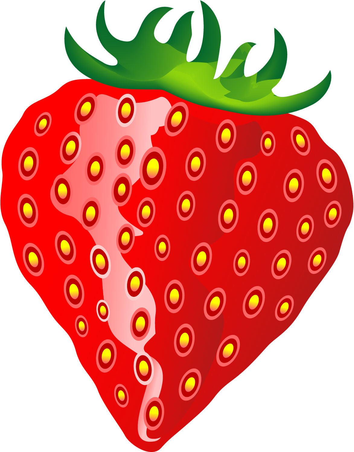 Strawberries clipart 4 » Clipart Station.