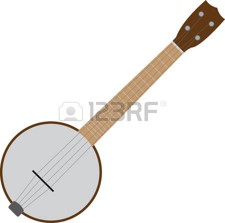 1,104 Banjo Stock Vector Illustration And Royalty Free Banjo Clipart.